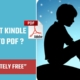 Kindle to PC by Hey ! Let's Learn Something