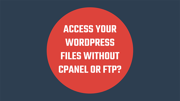 FTP cpanel
