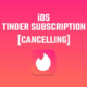 How to cancel Tinder Subscription - Tinder plus or Gold
