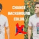 How to change Background of an image - no Photoshop