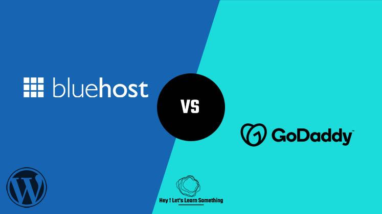 Bluehost Vs Godaddy Best Web Hosting