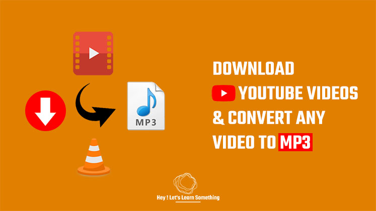 How to download YouTube videos on your laptop / PC & convert YouTube (or any video) to mp3 for FREE