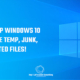 How to optimize windows for performance & speed up - Windows 10 tutorial