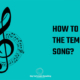 How to find the tempo of the Song